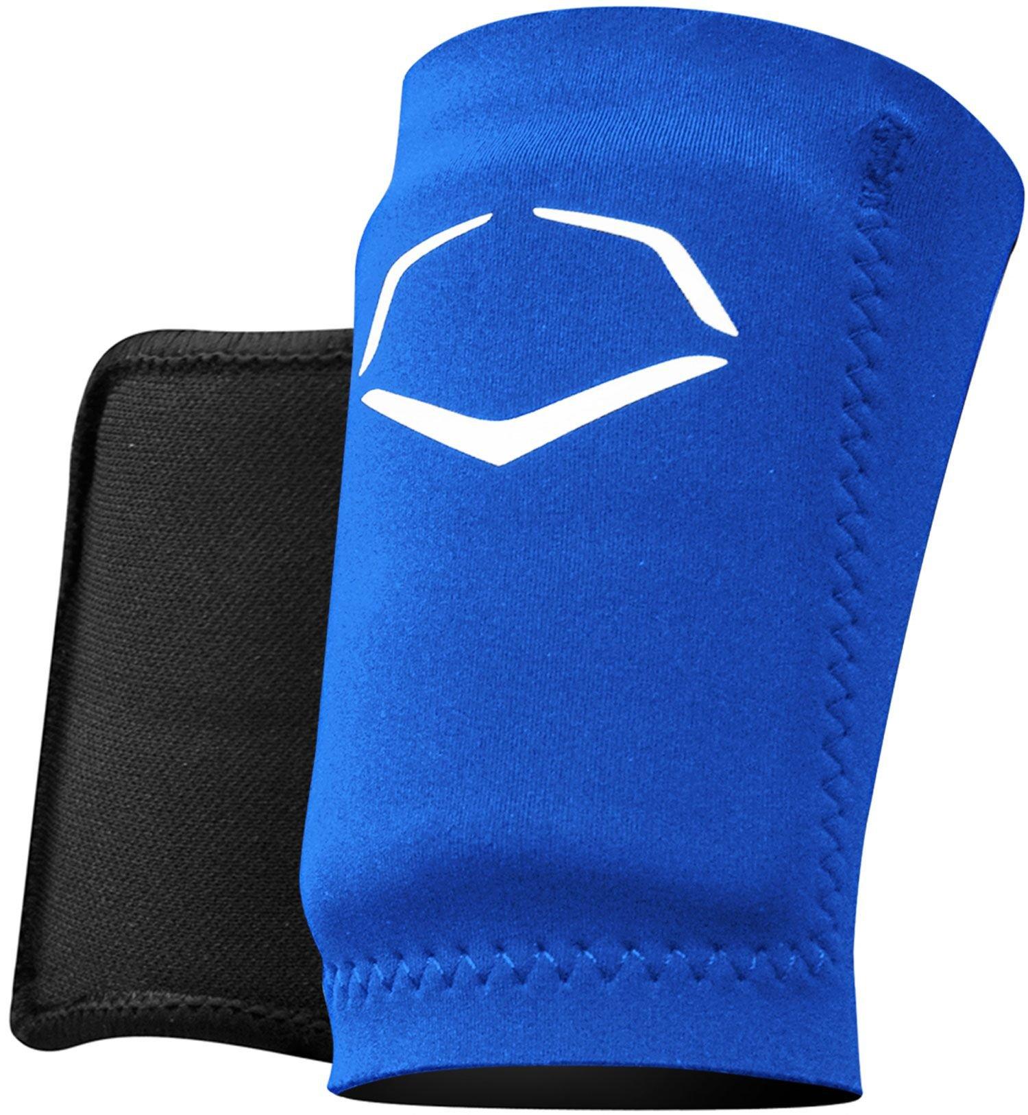 EvoShield Batter's Wrist Guard (M, Royal)