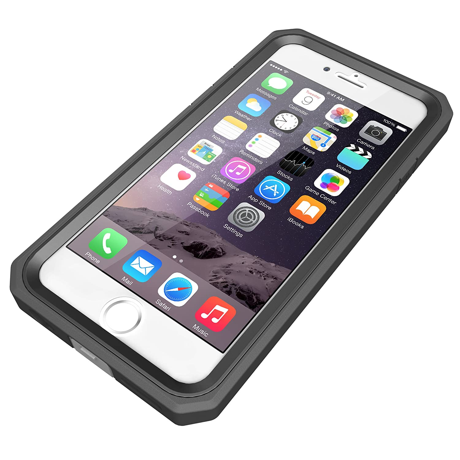 iphone 6 plus warranty for apple iphone 6s 6 plus poetic revolution shockproof 15050