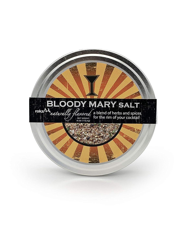 Rokz Bloody Mary Salt Rimmerz, 4 Ounce