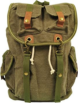 BLACKCANYON OUTFITTERS® BCOCANBKPK BLACKCANYON OUTFITTERS CANVAS BACKPACK