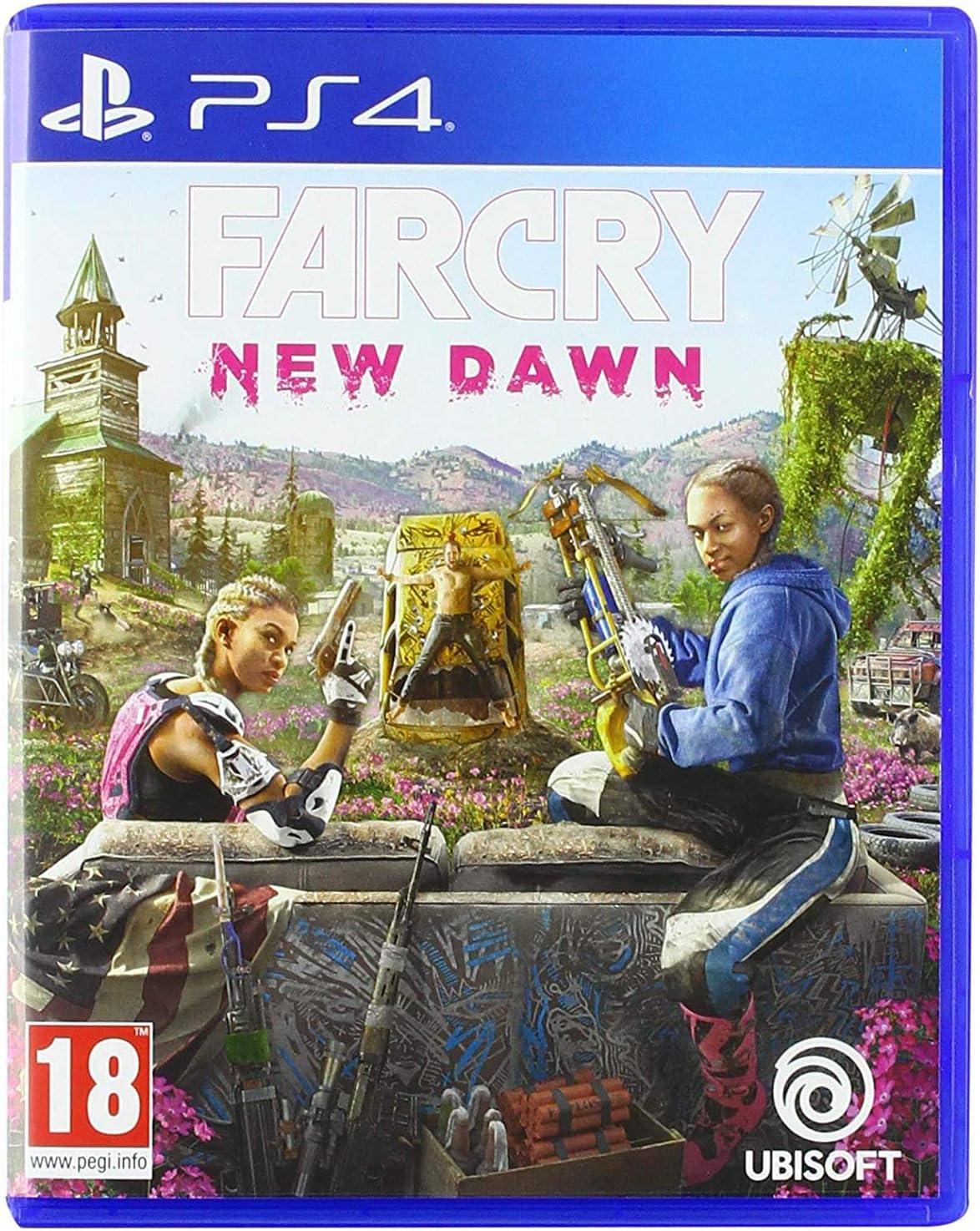 Far Cry New Dawn - PlayStation 4 [Importación inglesa]