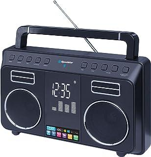 bluetooth stereo-radio mit usb-port (tragbar, aux-in, sd-card, mp3 ... - Bluetooth Radio Küche