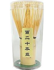 Médico Rey (Doctor King®) Mano Bambú té matcha Batidor (Calidad Premium: