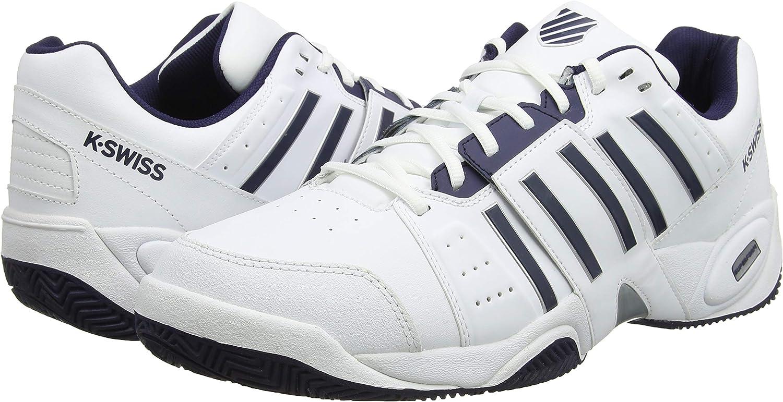 K-Swiss Performance Accomplish III, Zapatillas de Tenis para Hombre: Amazon.es: Zapatos y complementos