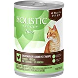 Eagle Pack & Holistic Holistic Select Natural Wet Grain Free Canned Cat Food