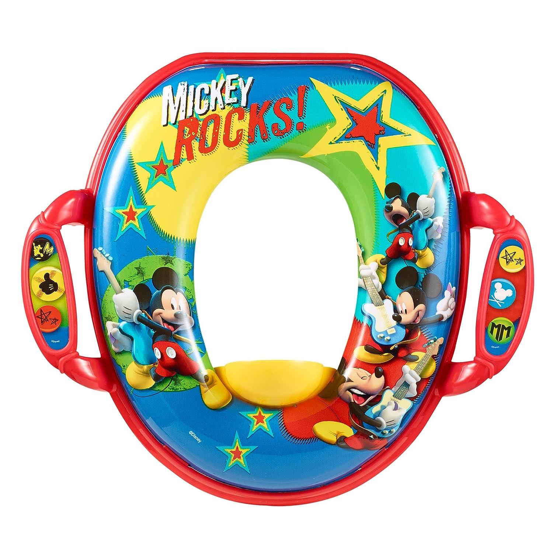 B00R63HI9K The First Years Mickey Soft Potty Seat 81aU52BK6sCL