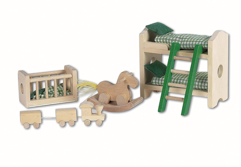 Beeboo 32308   kinderzimmer, puppenhausmöbel: amazon.de: spielzeug