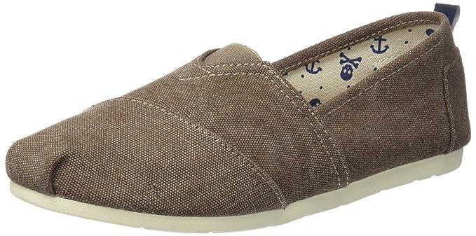 Scalpers Krabi Shoes 03, Zapatos para Hombre, Brown, 40 EU: Amazon.es: Ropa y accesorios
