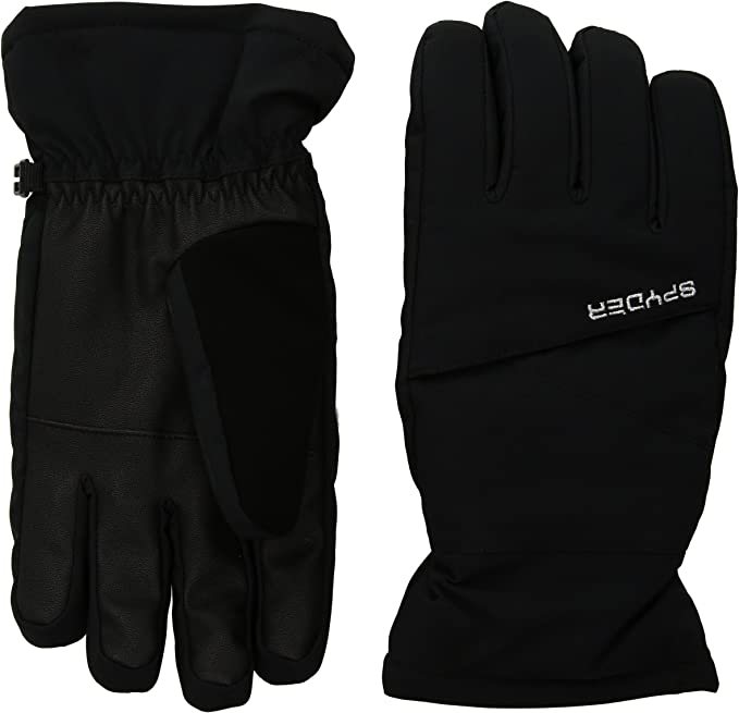 Spyder Overweb Glove Ski Snowboarding Gloves Boys/' NWT Size L