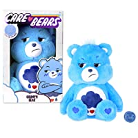 Care Bears Grumpy Bear Stuffed Animal 14-inch Plush