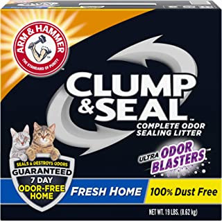 product image for Arm & Hammer Clump & Seal Clumping Litter - Fresh Home
