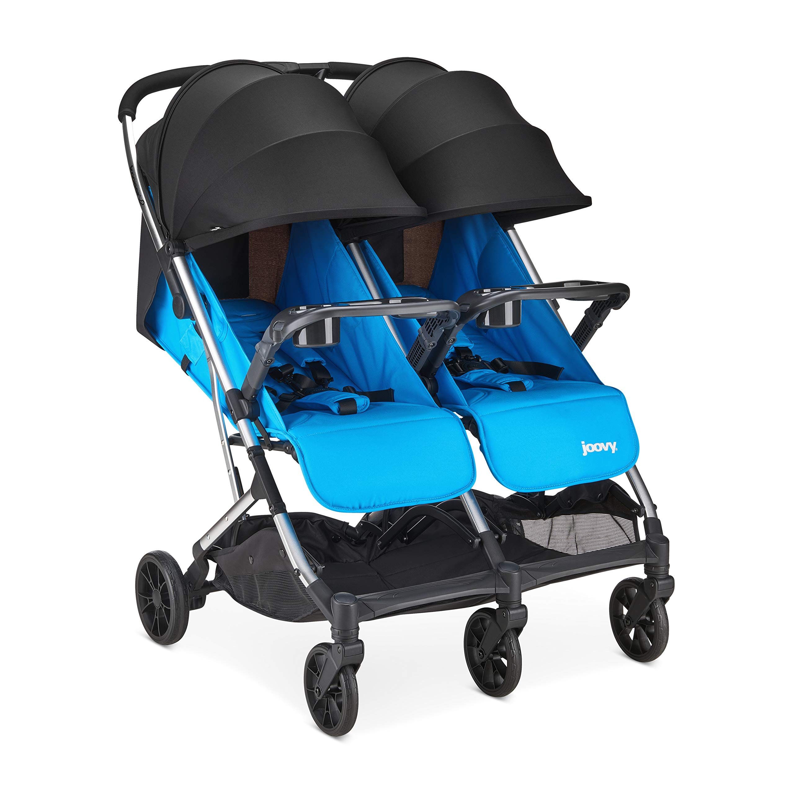 Joovy 8220 Kooper X2 Stroller, Glacier