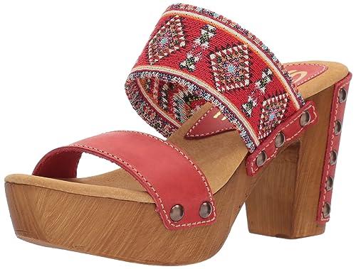 05e382be4ef9 Sbicca Women s Kashmir Heeled Sandal