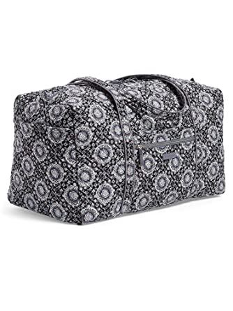 Vera Bradley Iconic Quilted Signature Cotton Large Travel Duffel (One Size f1011fea501a2