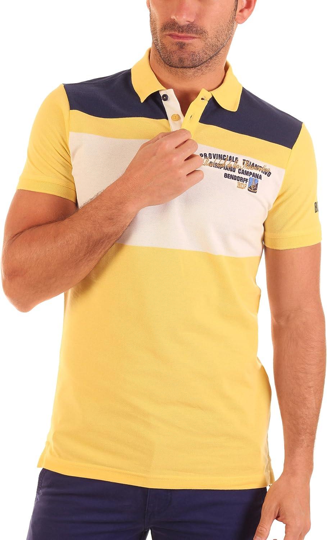 Bendorff Polo Amarillo M: Amazon.es: Ropa y accesorios