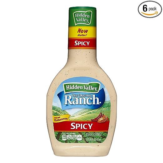 recipe: hidden valley spicy ranch recipes [9]