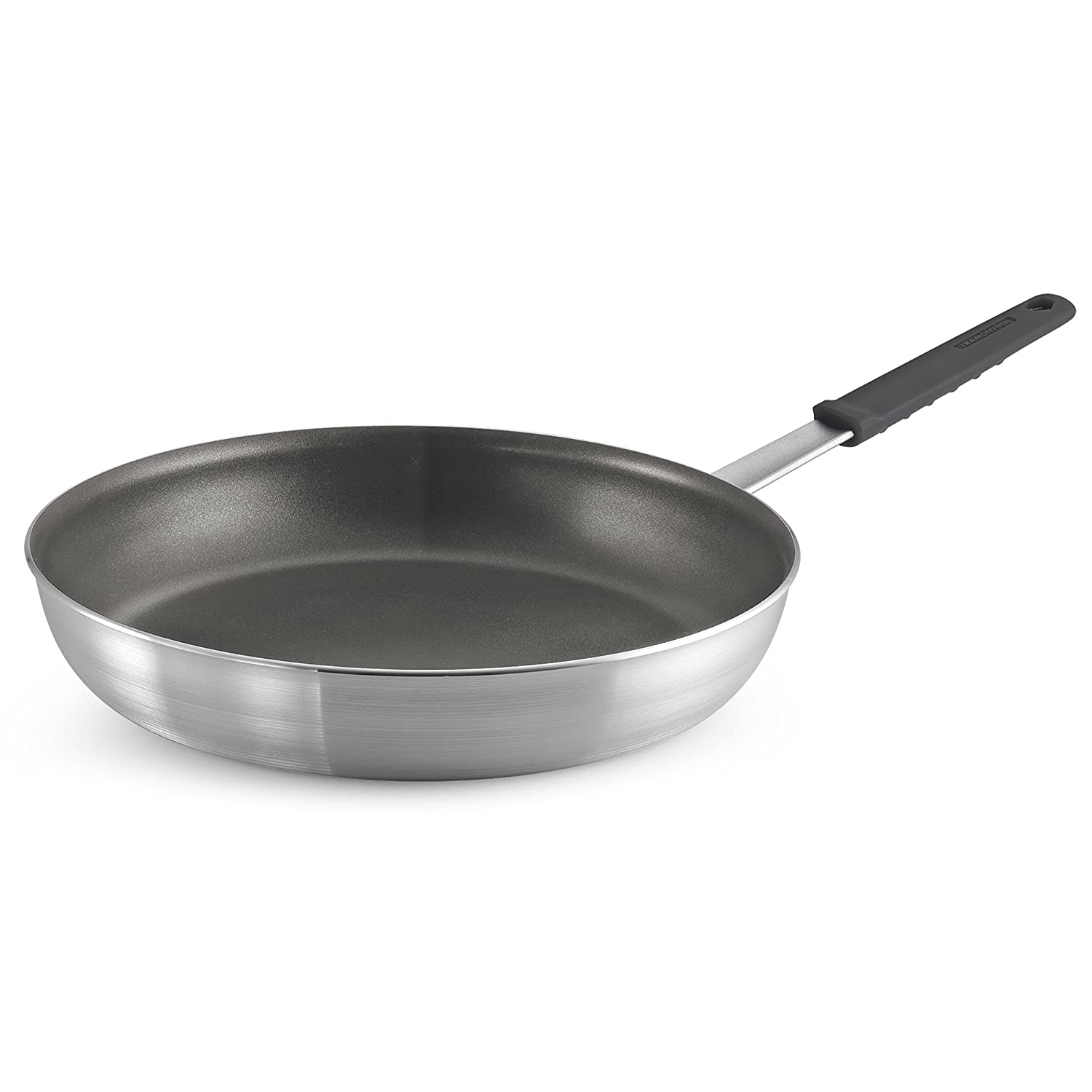 Tramontina Professional Fusion Fry Pan, 14-Inch, Satin Finish, Made in USA