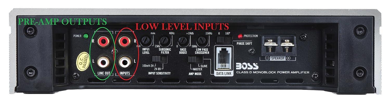 Boss Ph1500m Audio Amp Wiring Diagram - Schematic Diagrams