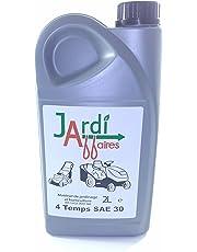 Aceite motor de 4 tiempos SAE30 profesional Jardiaffaires 2 litros