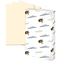 Hammermill Colored Paper, 20 lb Ivory Printer Paper, 8.5 x 14-1 Ream (500 Sheets) - Made in the USA, Pastel Paper…