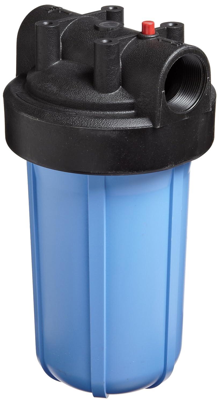 Pentek 150237 Big Blue 10 x 4.5 Inch Whole House Filter Housing 1 NPT