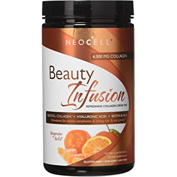 NeoCell - Collagen Beauty Infusion - Tangerine - 11.64 Ounces