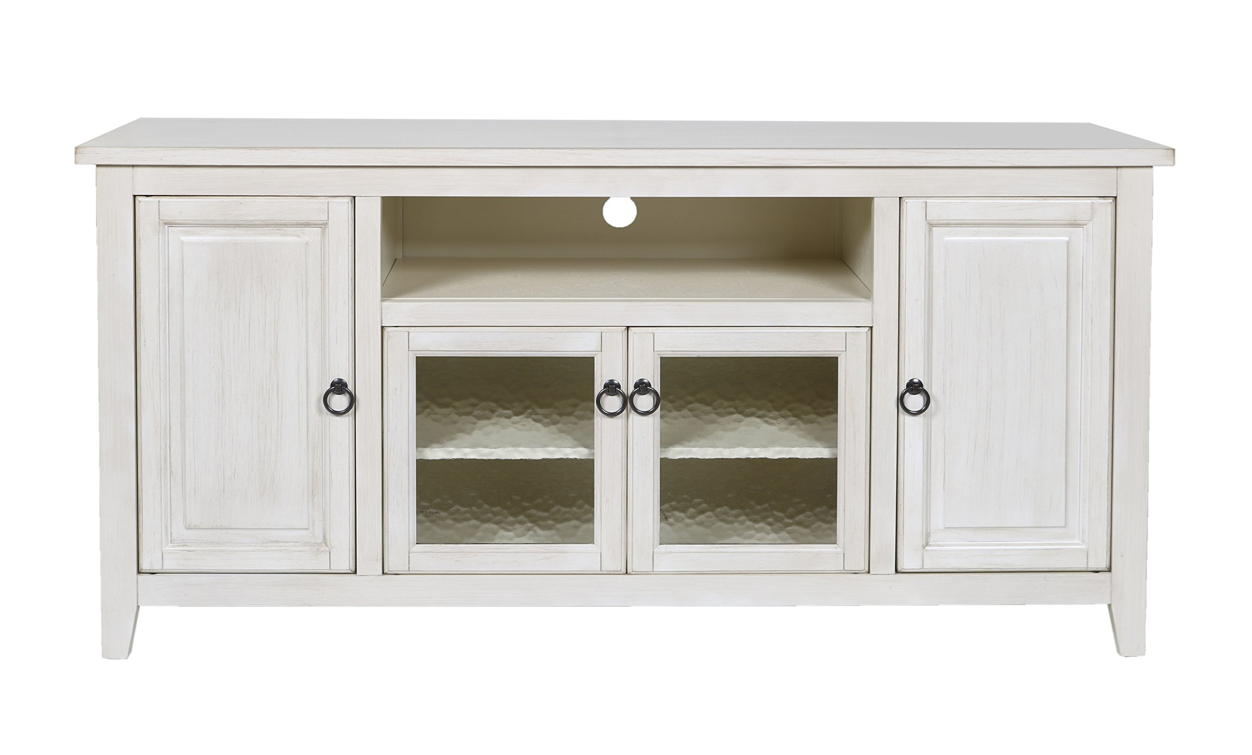 New Classic Stewart 60'' Weathered Creme End Unit