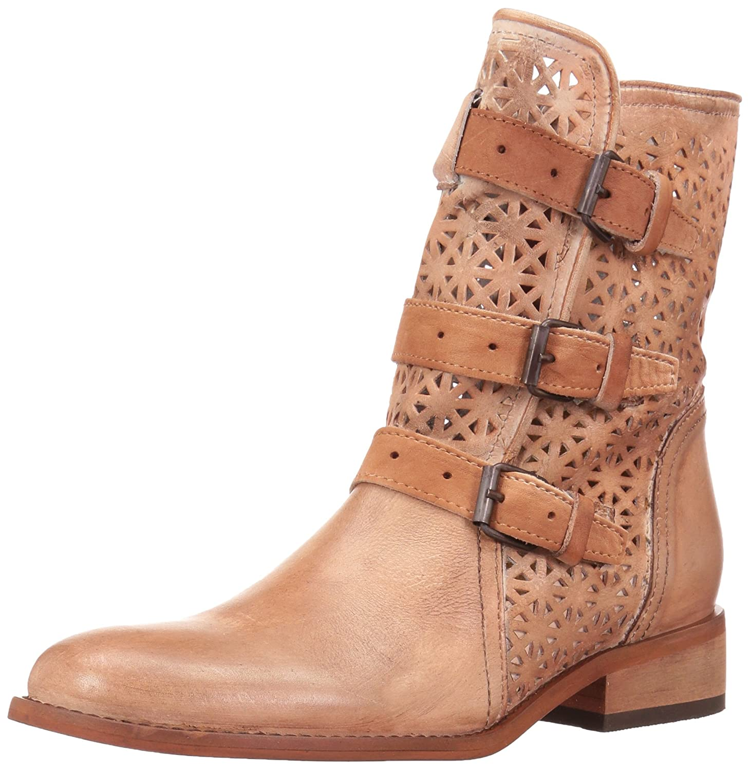 Sbicca Women's Annex Engineer Boot B06XFYQKH8 9 B(M) US|Light Brown