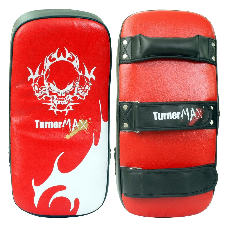 TurnerMAXタイ式ボクシングキックパッドStrike Shield Shield Curvedアームフォーカスバッグ(シングルItem) B001I2A2X4 B001I2A2X4, 楽しむ生活倶楽部:8f93bb1c --- capela.dominiotemporario.com