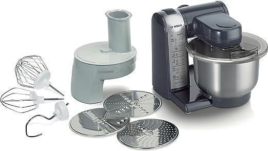 Bosch MUM47A1, Negro, 4920 g, 305 mm, 265 mm, 265 mm, 600 W ...