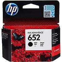 HP 652 Siyah Mürekkep Kartuş 360 Sayfa (F6V25AE)