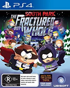 South Park The Fractured But Whole - PlayStation 4