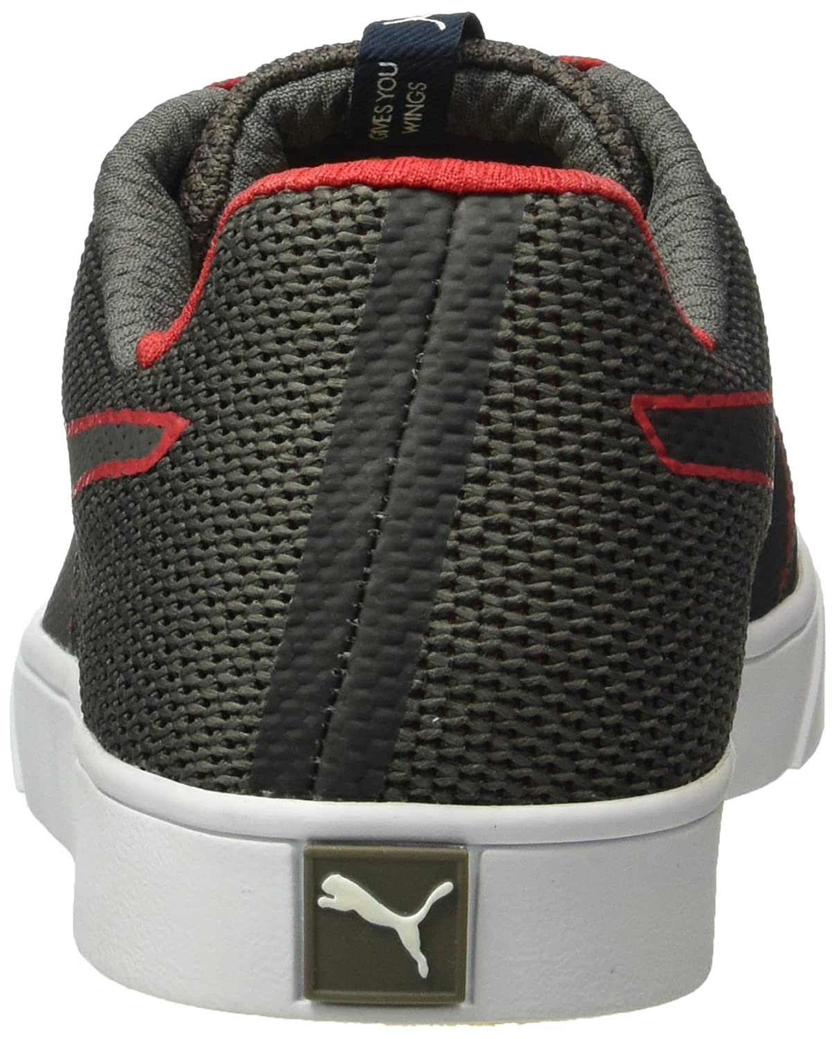 7bba9f9265f6 Puma Men s IRBR Wings Vulc Sneakers  Buy Online at Low Prices in India -  Amazon.in