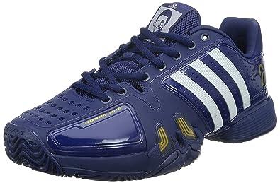 45 Homme Bleu Pro Tennis Novak De Barricade Adidas Af6203 Chaussures 8n0NwkOXP