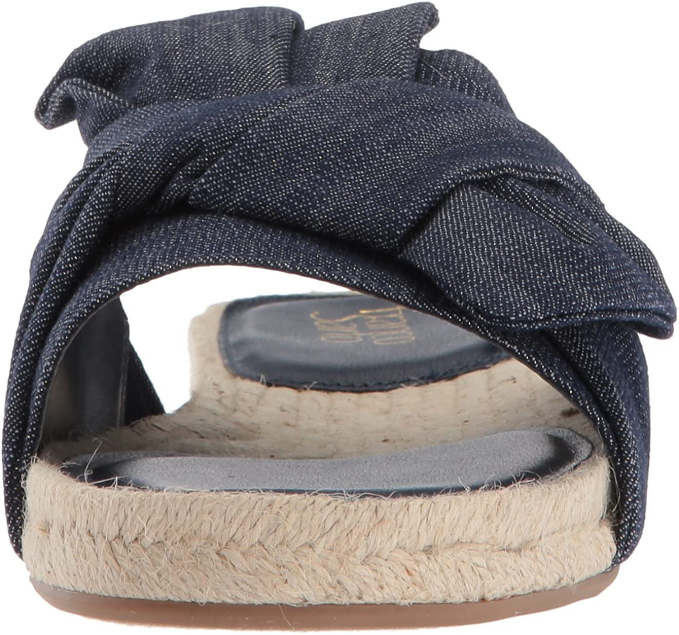 Franco Sarto Womens Phantom Flat Sandal