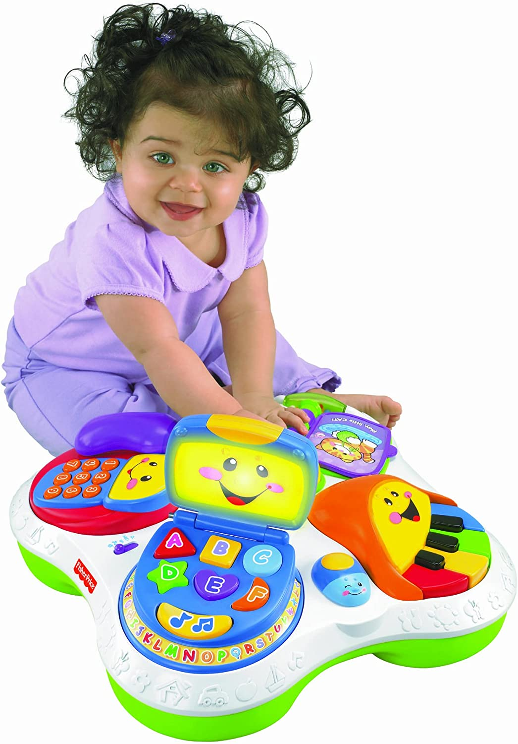 Fisher-Price Fun with Friends mesa musical: Amazon.es: Juguetes y ...