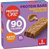 Protein One, 90 Calorie, Peanut Butter Chocolate, Keto Friendly, 5 ct