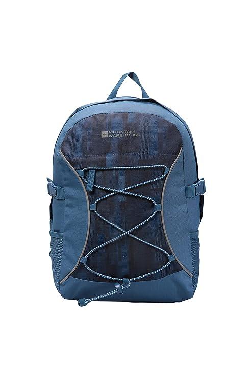 a078620911 Mountain Warehouse Bolt Zaino 18 Litri - Zaino Fantasia, Daypack High Viz,  Zaino Compatibile