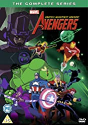 The Avengers: Earth's Mightiest Heroes, Vol. 1-8 [2010]