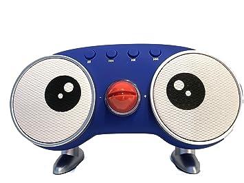 Altavoz portátil Infantil Altavoz para niños con Funcion USB ...