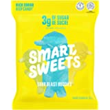 SMART SWEETS Low Sugar Sour Blast Buddies Candy Fruity, Free of Sugar Alcohols & No Artificial Sweeteners Sweetened with…