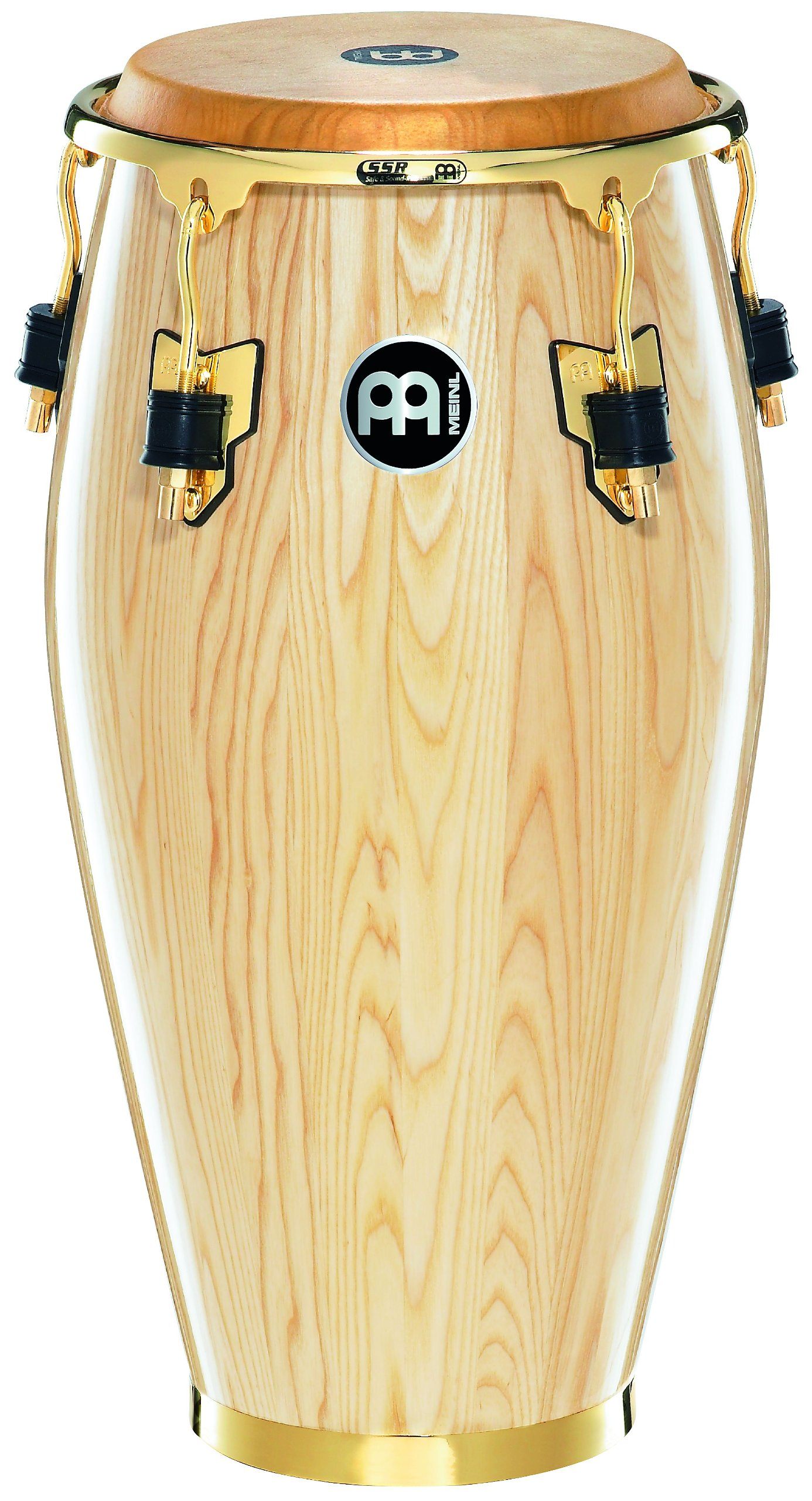 Meinl Percussion MSA11AWA Artist Series Mongo Santamaria 11-Inch Quinto, Natural by Meinl Percussion