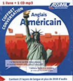Anglais américain : Coffret conversation (1CD audio MP3)