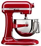KitchenAid KL26M1XER Professional 6-Qt. Bowl-Lift Stand Mixer - Empire Red