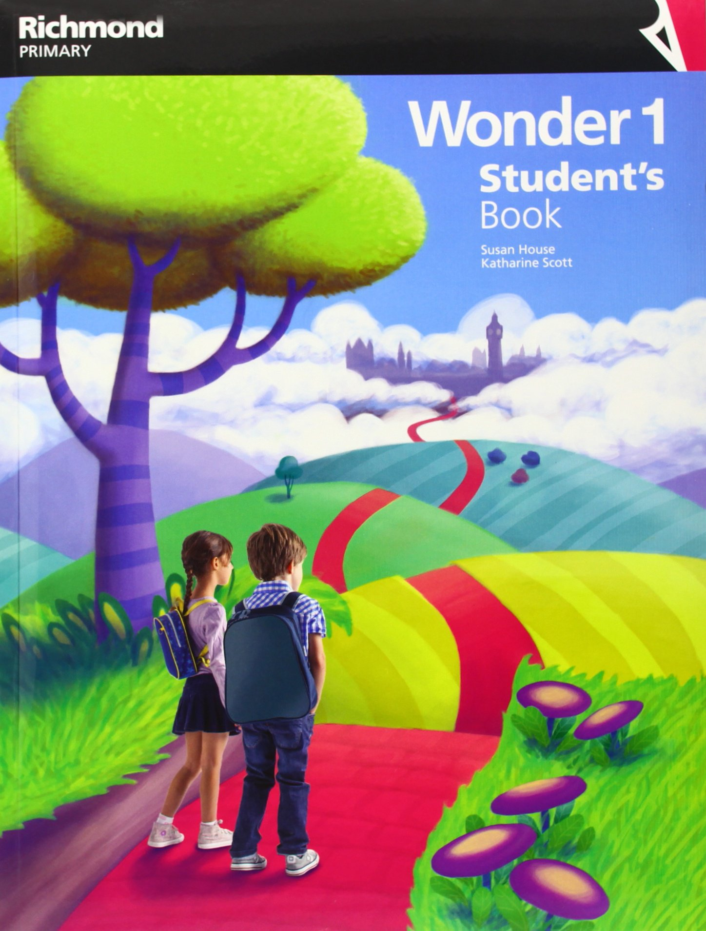 WONDER 1 STUDENT'S BOOK - 9788466817189 Tapa blanda – 8 abr 2014 Aa.Vv. Richmond 8466817182 YQ