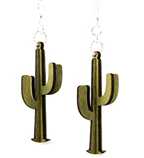 product image for 3-D Cactus Earrings