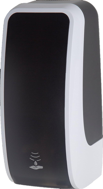 Weiß HYGIENIC SET  Desinfektionsspender SENSOR, berührungslos berührungslos berührungslos Weiß Cosmos 7 Farben+6 x 1-L Haut- und Händedesinfektion Corpusan - PRODUKTSET - Schwarz B073ZDFJ39 Seifenspender 02f27b