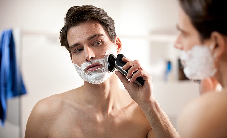 Philips Serie 9000 S9090/43 Máquina de afeitar, cabezales de 8 ...
