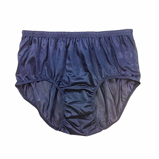 6fc490346c JR08 Blue New Lingerie for Women Half Briefs Panties Sheer Nylon Panty Mens  Underwear Women Plus