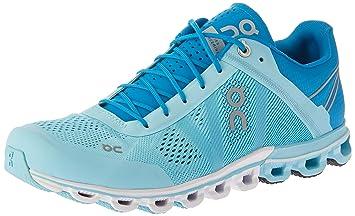 O&N en Cloudflow Mujer Zapatillas para Correr (Azul/Neblina) - Azul/Neblina